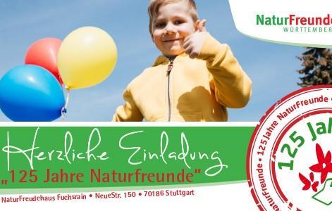 125 Jahre Naturfreunde