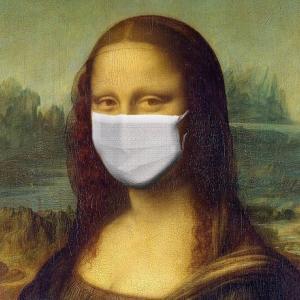 Mona-Lisa-Maske